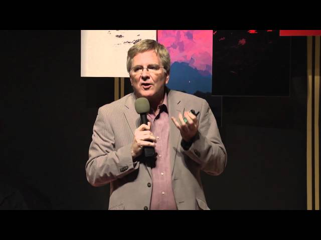 TEDxRainier - Rick Steves: The Value of Travel Travel Video