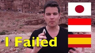 3 Languages I Failed At....