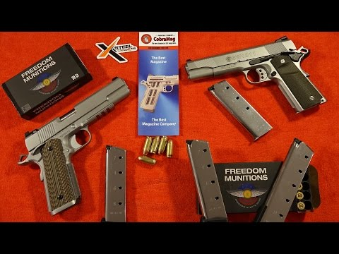 The Best 1911 Magazine In The World. - Tripp Research, Inc. CobraMag 1911 Magazines