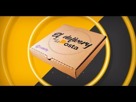 El Delivery de la Posta: Roberto Machado