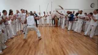 8th Capoeira Muzenza London Event - Roda
