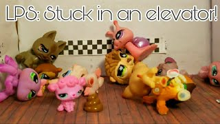LPS: Stuck In An Elevator! (Funny Skit)