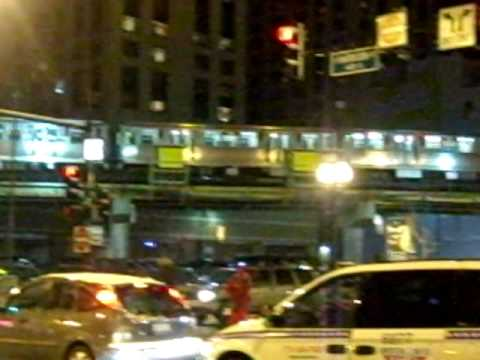 Blue Line Train- CTA