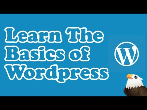 Learn WordPress – All the Basics in 1 Video