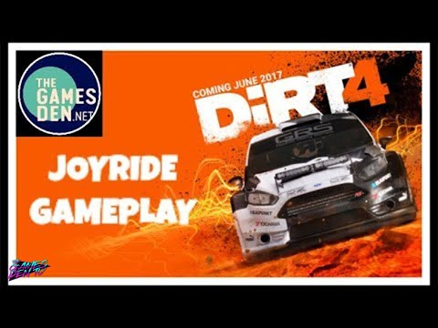dirt 4 joyride mode gameplay ps4 xbox one pc youtube. Black Bedroom Furniture Sets. Home Design Ideas