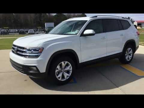 New 2019 Volkswagen Atlas Fayetteville NC Fort Bragg, NC #V16414