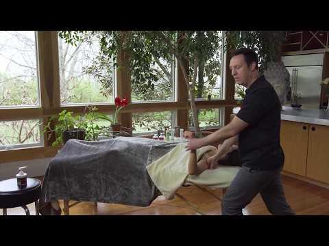 Intelligent Deep Tissue Massage- Anterior Deltoid/Shoulder Technique