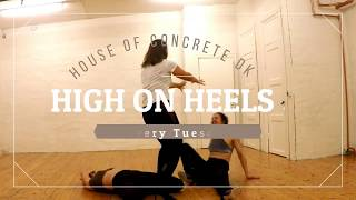 Right there / Nicole Scherzinger / Robyn Laud Choreography