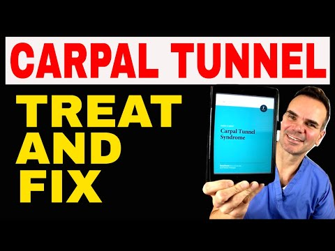 Effective treatment for Carpal Tunnel Syndrome
