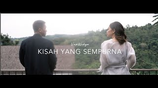 Uap Widya - Kisah Yang Sempurna ( Official Music Video )