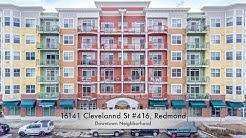 Tony Meier & Team - Windermere/NE - SOLD 20% Above List w/ 9 Offers! 16141 Cleveland St #416,Redmond