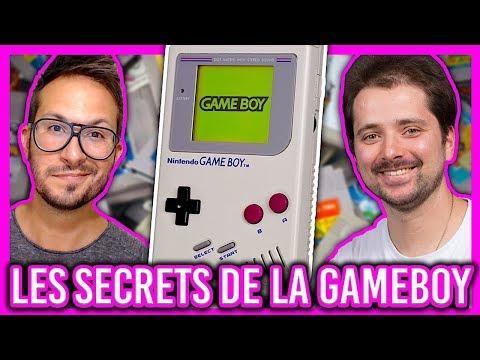 LES SECRETS DE LA GAME BOY RÉVÉLÉS ❗️