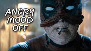 Deadpool Mood Off 😡 Boys Angry Mood Off Status | Hollywood Whatsapp Status | Bao Rami Status