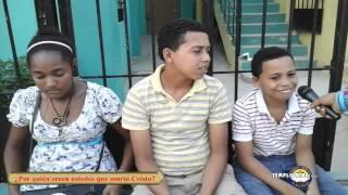Exposicion Final Escuela Dominical Adolescentes TBSF