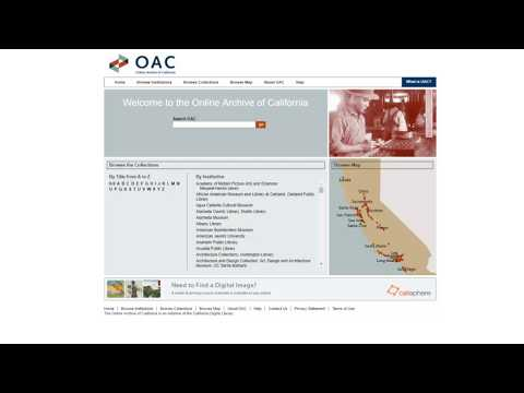 California Agricultural Resources Archive