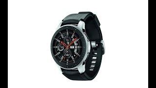 Samsung Galaxy Watch 46mm Silver Bluetooth, SM R800NZSAXAR - Test
