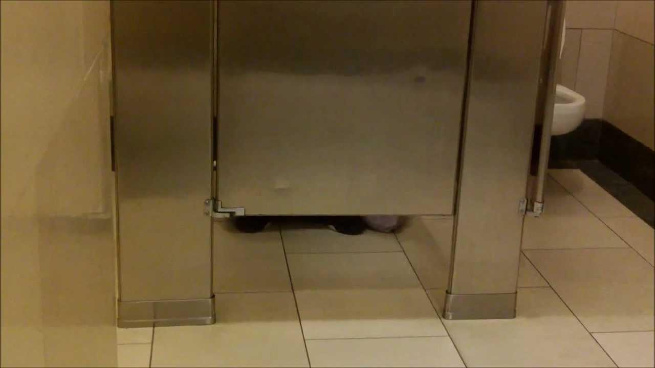 Db3 Public Bathroom Prank Very Funny Db3 Tv Youtube