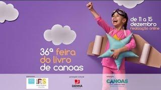 36º Feira do Livro de Canoas - 4º dia - 14h30