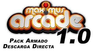 Maximus Arcade 1.0 Armado Gratis 2019