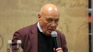 Владимир Познер в Московском Доме Книги 2018