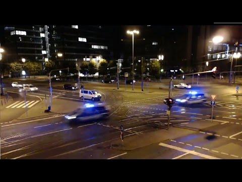 [LIVE] EINSATZFAHRTEN Frankfurt am Main Samstagabend | Platz der Republik