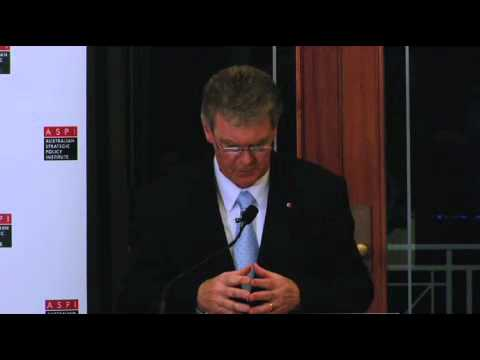 Secretary of the Department of Defence Major General (Retd) Duncan Lewis AO, DCS, CSC