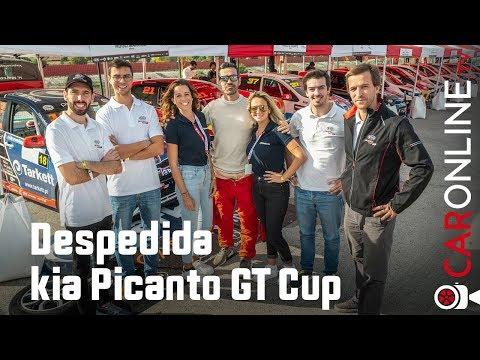 2 ANOS de Kia Picanto GT Cup chegam ao FIM!
