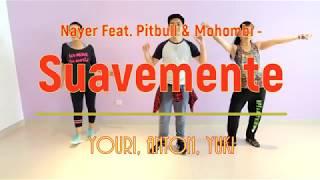Zumba® / Nayer Feat  Pitbull & Mohombi   Suavemente