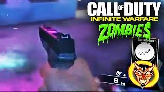 Call of Duty: Infinite Warfare ZOMBIES GAMEPLAY! - MAP, EASTER EGGS & MORE (Zombies in Spaceland)