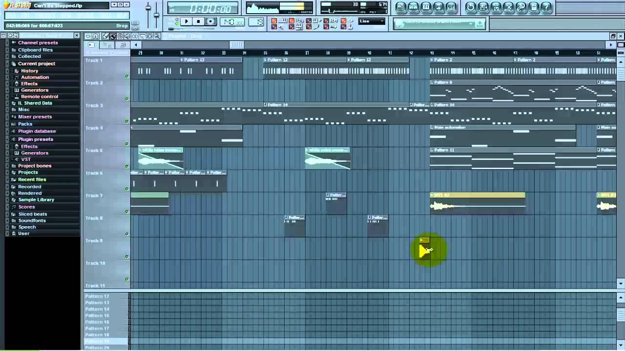 studio hook up