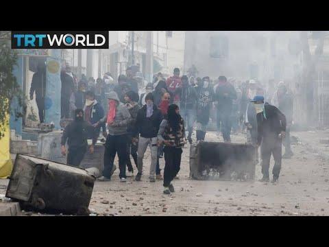 Tunisia's new uprising?