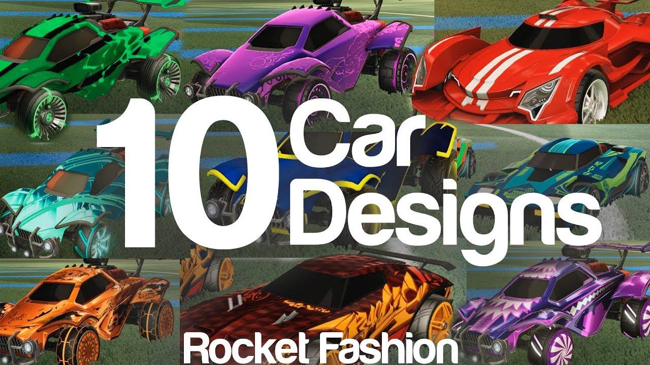 10 Amazing Car Designs On A Budget Rocket Fashion Ep 1 Youtube