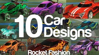 10 Amazing Car Designs on a Budget - Rocket Fashion - EP 1