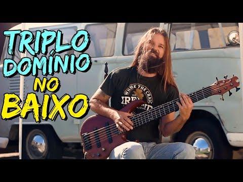 Samba de Verão & Garota de Ipanema - Baixo (Triplo Domínio)