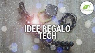 3 SUPER GADGET TECNOLOGICI per NATALE | IDEE REGALO | ITA | TuttoAndroid