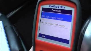 Volvo SRS Airbag Light MOT FAIL How To Fix