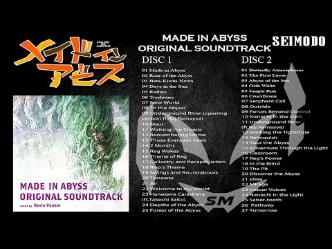 MADE IN ABYSS OST [DISC 1-2] - FULL OST