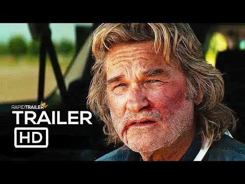 Clint August - CRYPTO Official Trailer (2019) Kurt Russell, Luke Hemsworth Movie HD