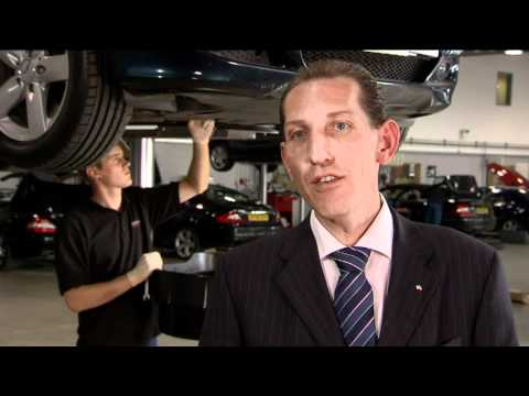 The Inchcape Guide to Car Servicing