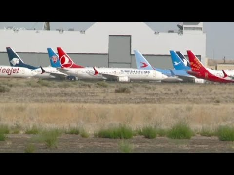 Boeing Crisis Turning Into An Economic Boost For Moses Lake