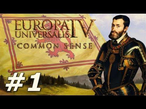 Europa Universalis IV: Common Sense   Scotland - Part 1