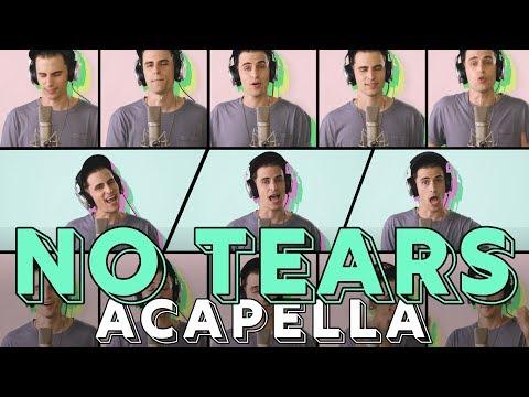 Cover Lagu Ariana Grande - no tears left to cry [ACAPELLA COVER] STAFABAND