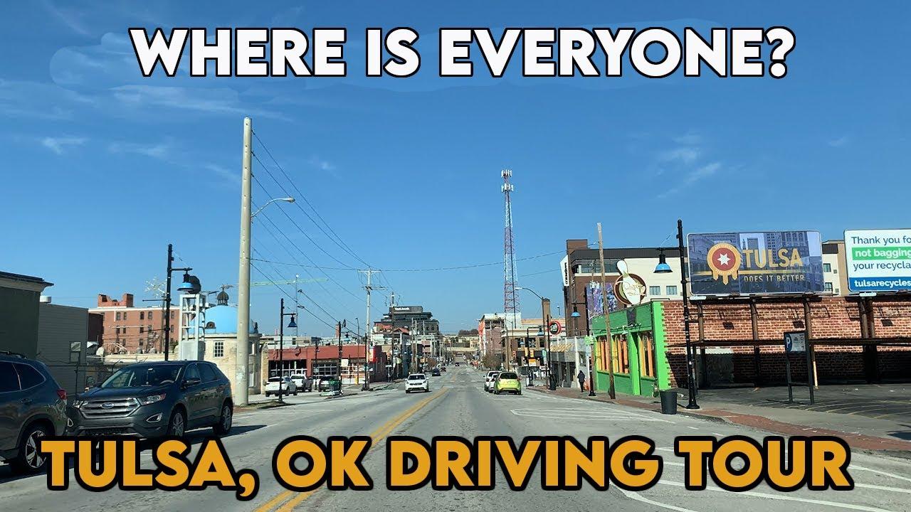 Download Tulsa, Oklahoma: The GOOD and the BAD