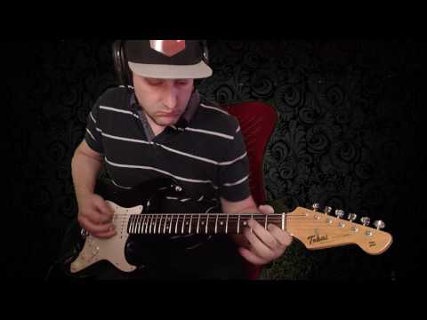 Tokai Goldstar Sound Guitar - Little Wing (SRV style)