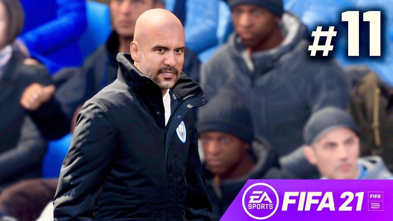 FIFA21 | MANAGER MODE 4/11 : ว่าที่แชมป์พรีเมียร์ลีค!!