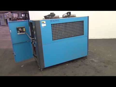 Used- Shini Budzar SIC Series Air-Cooled Chiller - Stock # 44767002.MTS