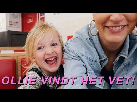 OLIVIA IN DE ACHTBAAN  😱Vlog 332 - Queen of Jet Lags