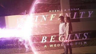 Infinity Begins - A Superhero Wedding Film