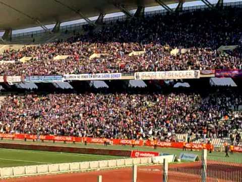 İBB - Trabzonspor 12 aralık 2010