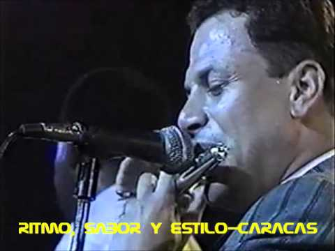 OSCAR D´LEÓN CACHITA POLIEDRO DE CARACAS 1994